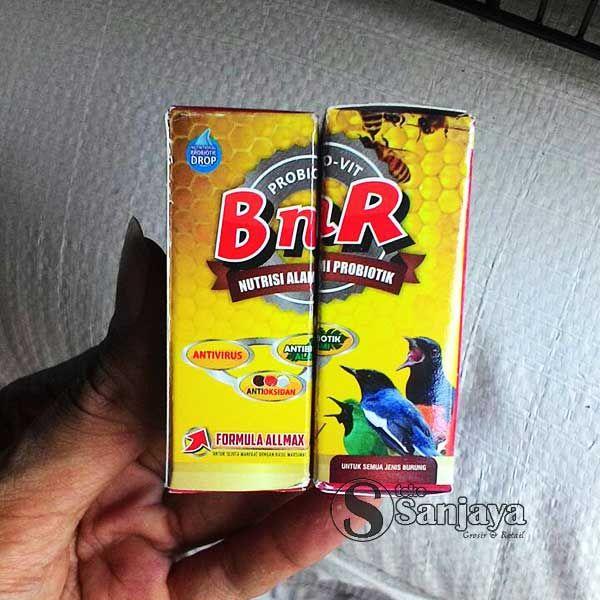 BnR Probio Vit Nutrisi Alami Probiotik Multiguna