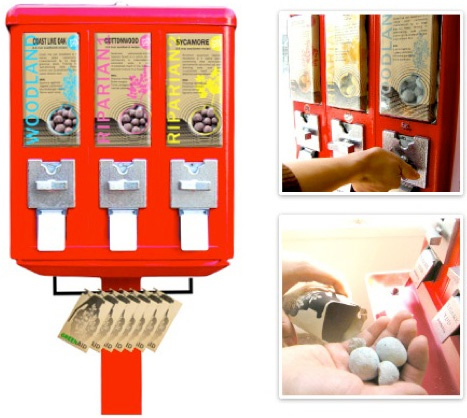 seedmachine: Foundation Program, Program Reference, Design Seeds, Southworth Foundation, Smart Design, Seedi Candy, Seed Bombs, Seeds Bombs, Byhøst Seeds