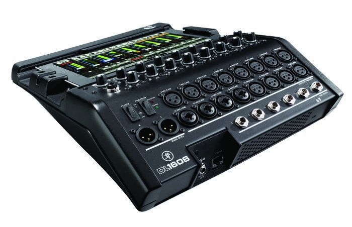 Mackie DL1608 16 Channel iPad Controlled Audio Mixer