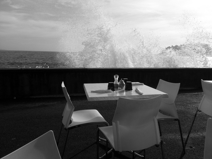 Ocean Dining II  Photography Manly 2013  Gerard Kambeck 2013