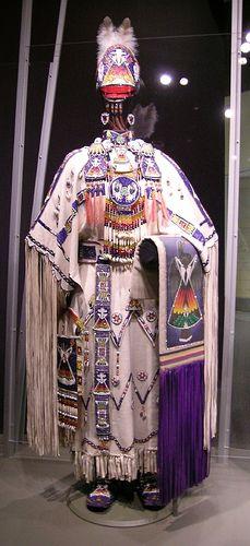 Cheyenne Three Hide Dress and Accesories by akseabird, via Flickr