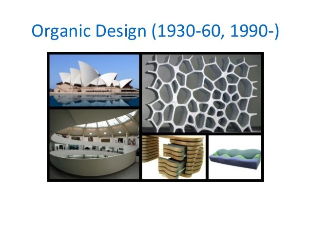 organic design movement furniture google search art
