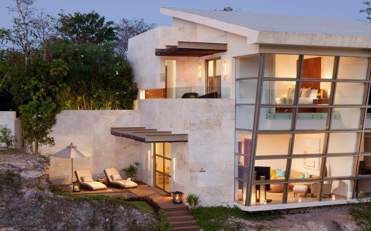 Best Mexico Beach Resorts: Rosewood Mayakoba