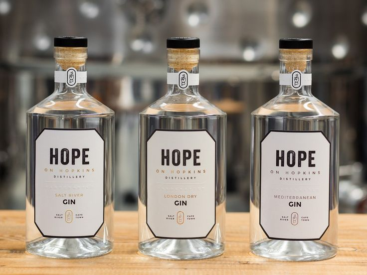 Hope Gin from Cape Town, South Africa