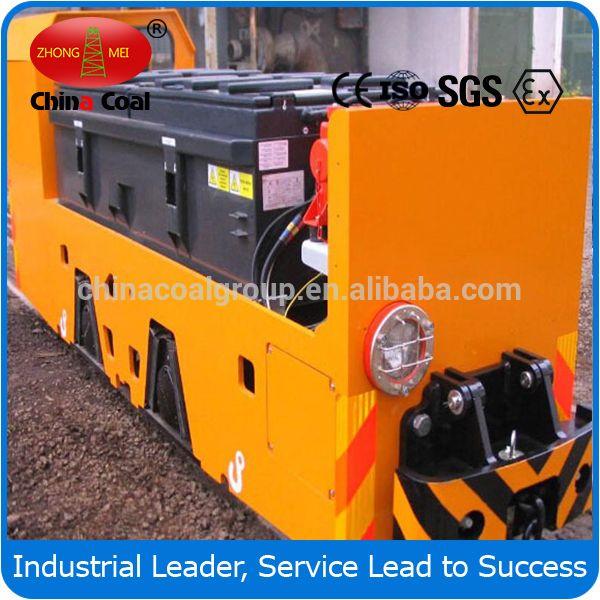 Narrow Gauge Underground Double Cab 14Ton Mine Electric Battery Locomotive