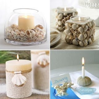 Pretty ideas for DIY table decorations