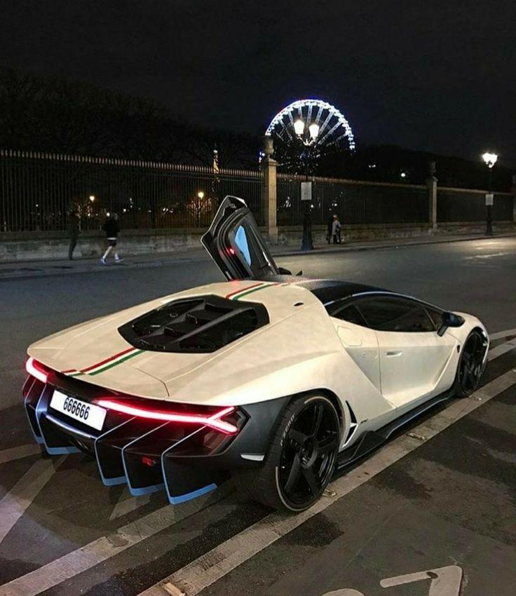 Lamborghini Centinario