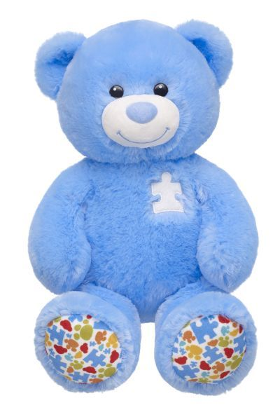 How This Little Bear Helps Millions of Kids With Autism