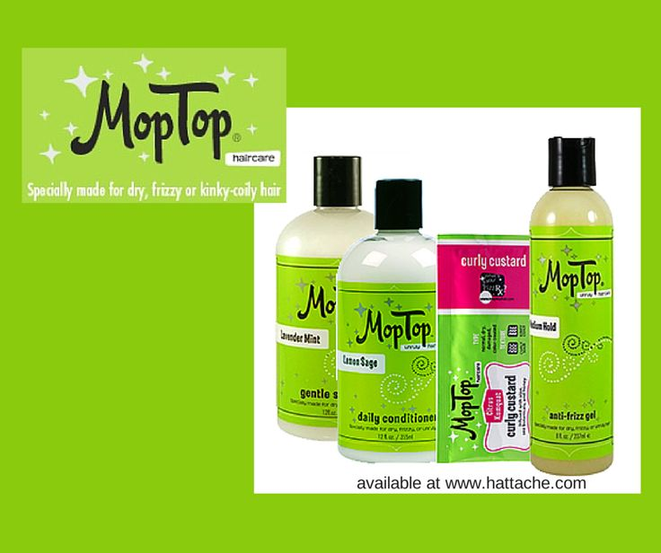 A Natural Hair Products