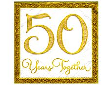 Celebrate our 50th Anniversary together