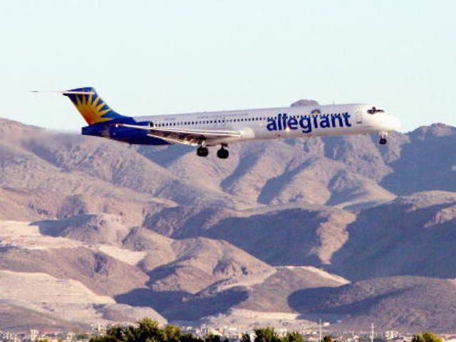 Allegiant Air is now offering free services to military members and veterans, including three free checked bags.
