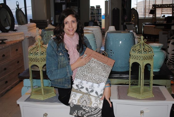 Lyn :) Our PTA sales rep showing off our New Dawn range.