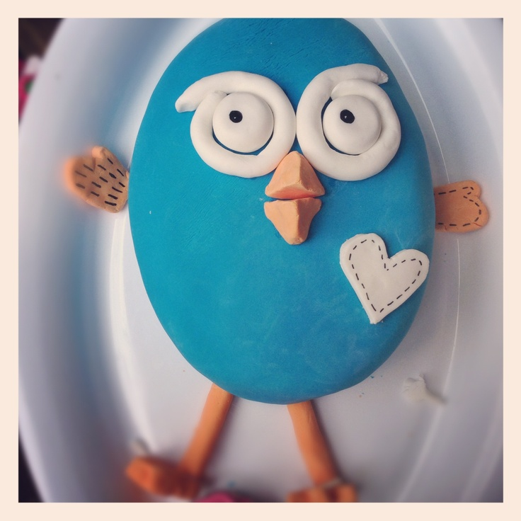 The best Hoot cake ever, made by my mum and sister Marie