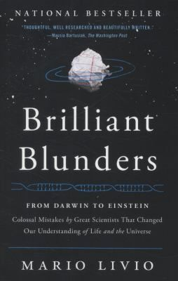 85 best new books in science images on pinterest books computer brilliant blunders from darwin to einstein colossal mistakes by great scientists that changed our reading bookschildrens fandeluxe Choice Image