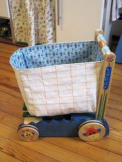 shoping cart sewing tutorial #sewing #tutorial