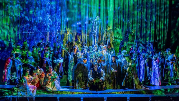 Giuseppe Verdi, Falstaff - Savonlinnan Oopperajuhlat