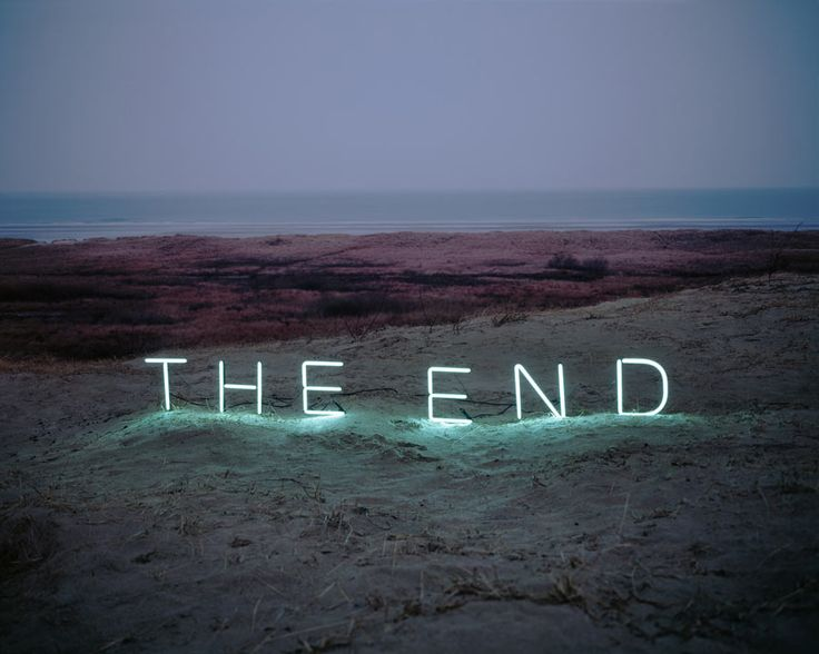 """Jung Lee, The End, 2010 / Green Art Gallery, Dubai / two series—Day and Night and Aporia, which means """"coming to a dead end"""" in Greek. / installation"""