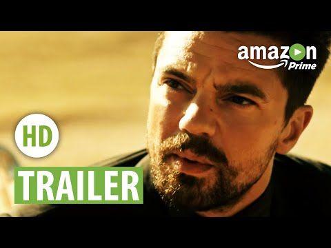 Preacher Trailer Deutsch