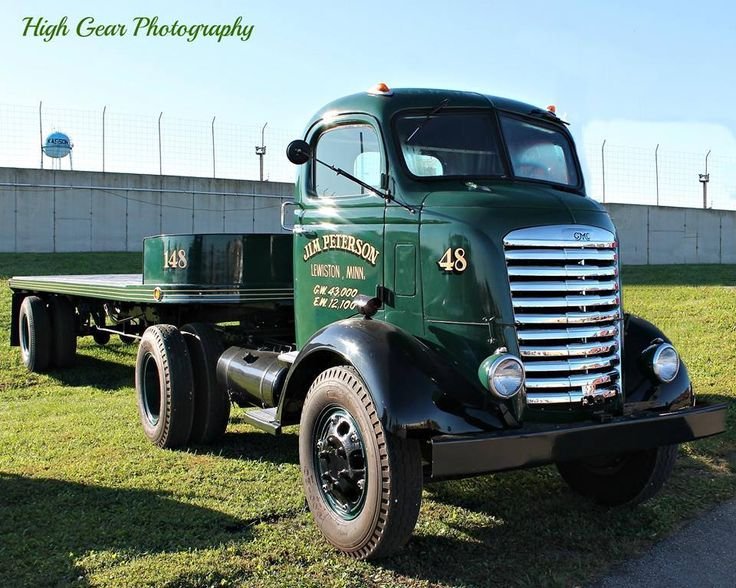 55 Best Gmc Images On Pinterest Vintage Trucks Semi