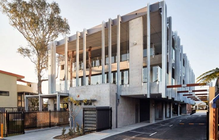 Skyplay North Perth School of Early Learning by Matthew Crawford Architects and …