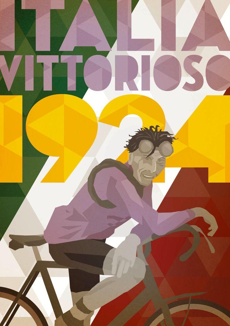 Velo Illustration 176: «Ottavio Bottecchia – 1924 Tour de France» Der Italiener Ottavio Bottecchia kämpfte im 1. Weltkrieg als Radfahrer-Gebirgsjäger und arbeitet danach als Maurer. An der Tour de France 1924 trug Bottecchia das maillot jaune von der...