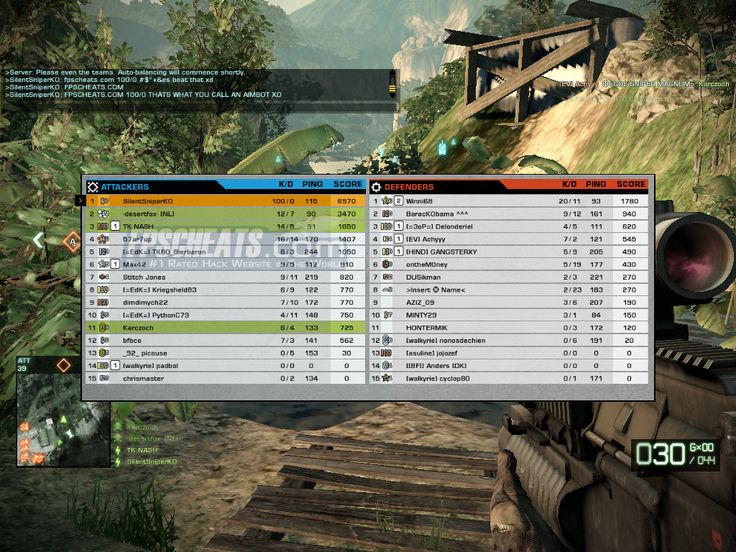 BattleField 3 Wallhack  you can download from our page, and aimbot, esp, silentaim, trigerbot, speedhack, vehichulebot, check blow