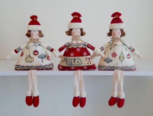 Bonequinha de Natal