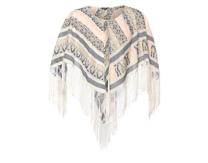 TOM TAILOR Cape 100% Baumwolle, Farbe: lachs, Größe: one size Jetzt bestellen unter: https://mode.ladendirekt.de/damen/bekleidung/pullover/ponchos-und-capes/?uid=d29676e3-5a8c-58d4-8c3a-35d2074beabe&utm_source=pinterest&utm_medium=pin&utm_campaign=boards #capes #pullover #ponchos #bekleidung