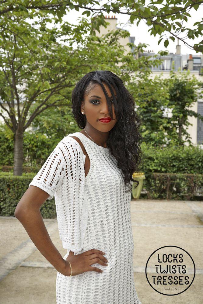 51 best images about coiffures femmes tresses twists locks on pinterest cars facebook and. Black Bedroom Furniture Sets. Home Design Ideas