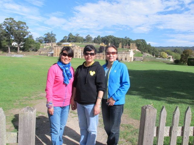 As the sun rises on the lunar new year this Friday, the Port Arthur Historic Site Management Authority (PAHSMA) is celebrating record visitor numbers from China.