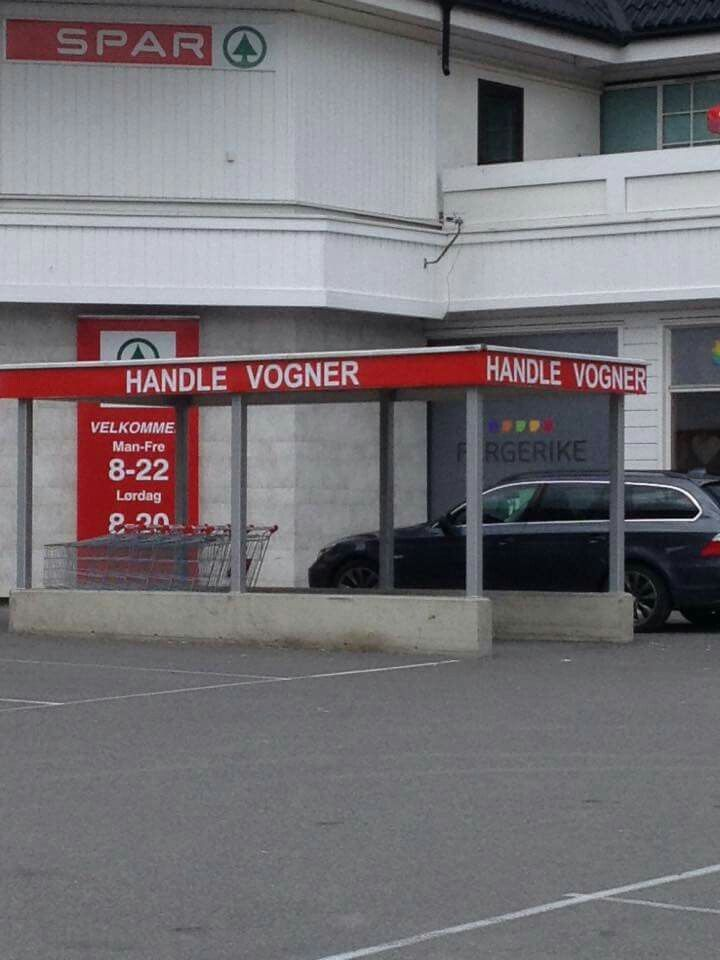 Handle vogner