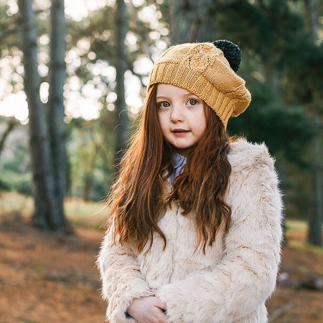 Winter has started arriving this week so heres another little sneak peak! Its #handmade in #merinowool so you know it feels as good as it looks  #acornkids . . . . Photography @miller_roberts  Styling @beckielittler  Model Lily