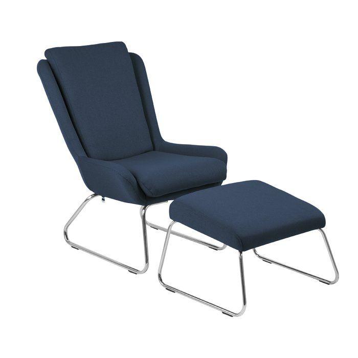 Loungesessel Alta Ridge Mit Hocker Lounge Stuhl Sessel Hausmobel