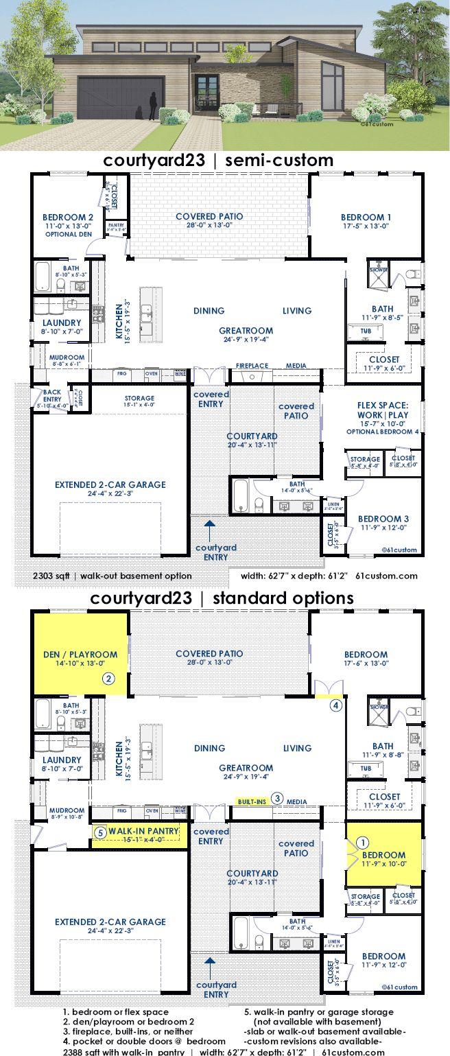 17 best ideas about open concept home on pinterest open floor house plans open floor plans - Bedroom house plans optimum choice ...