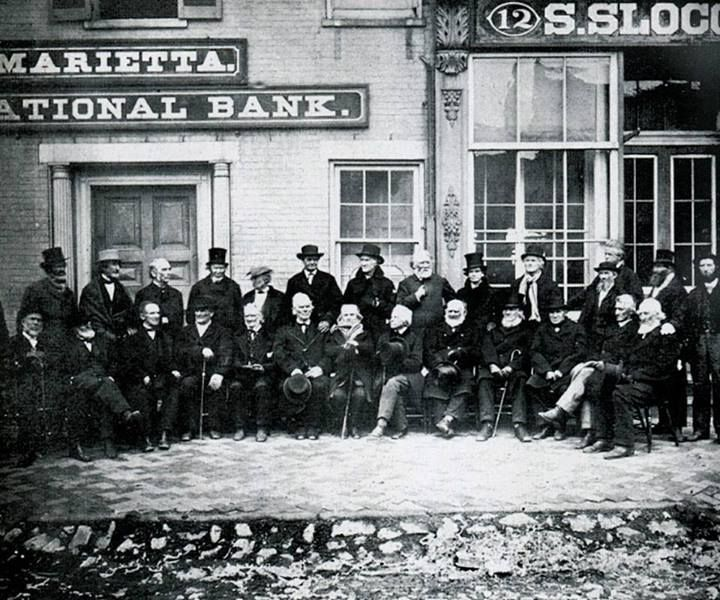 An introduction to the history of founding of the national bank