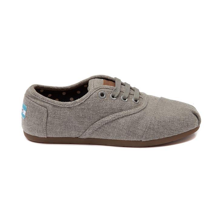 Womens TOMS Cordones Casual Shoe