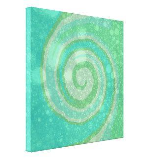 Canvas van de Muur van de Meloen van het zeebries Stretched Canvas Afdrukken