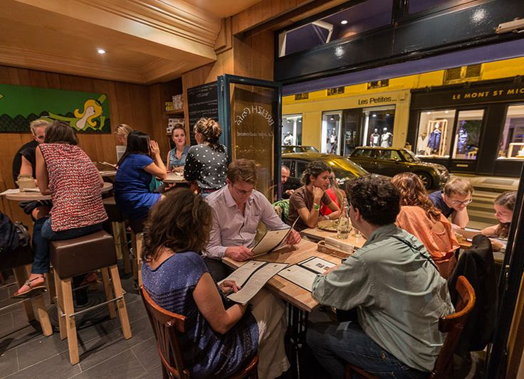 Crêperie - Paris - Saint-Malo - Cancale - Tokyo | BREIZH Café