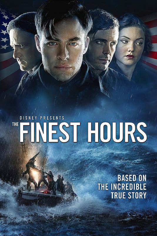 Watch The Finest Hours (2016) Full Movies (HD quality) Streaming