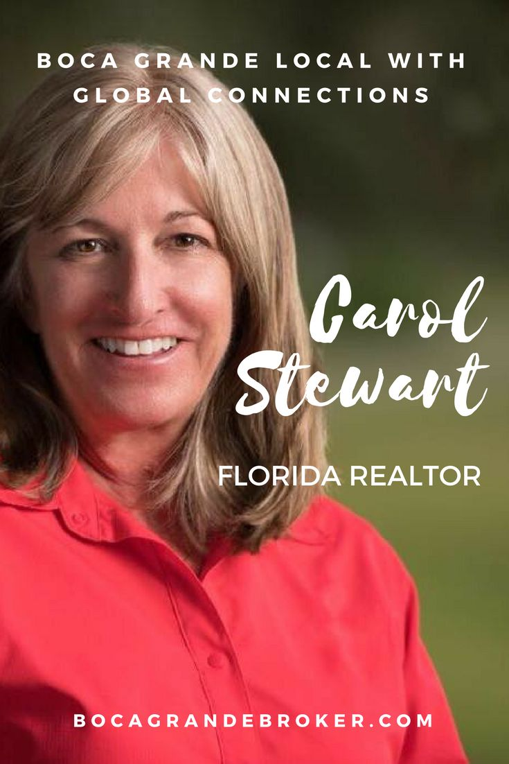 Need a Boca Grande Realtor you can trust? Carol Stewart of Michael Saunders & Company is a local with global connections. See what customers and clients have to say about her!