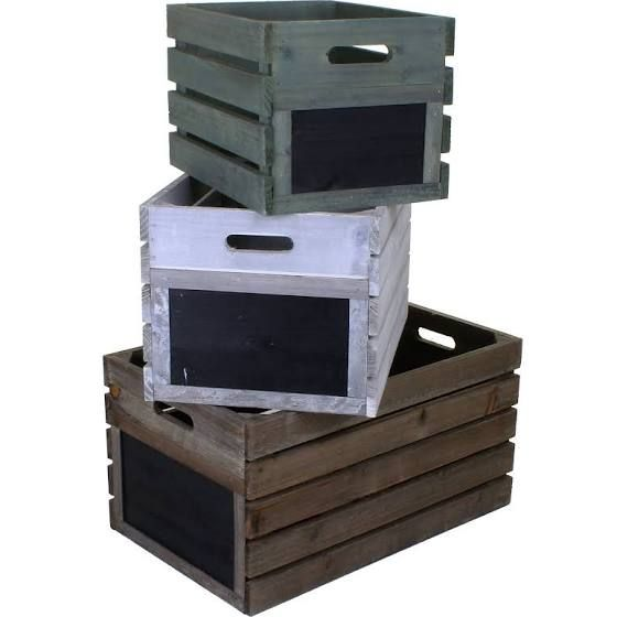 mini wooden crates wholesale