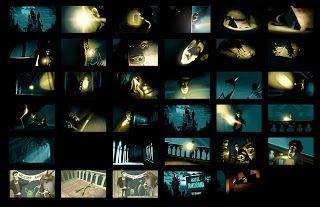 Vivere Linee Biblioteca: Hotel Transylvania (2012) - lo sviluppo visivo: colore Keys