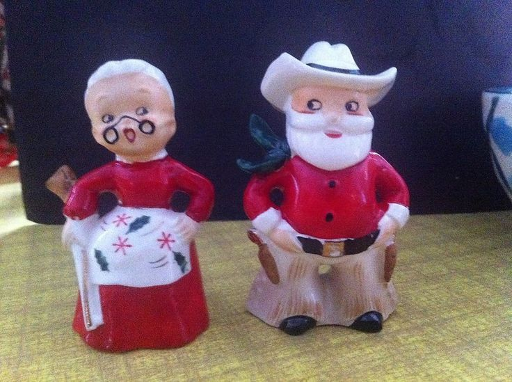 17 Best Images About Vintage Christmas Figures On