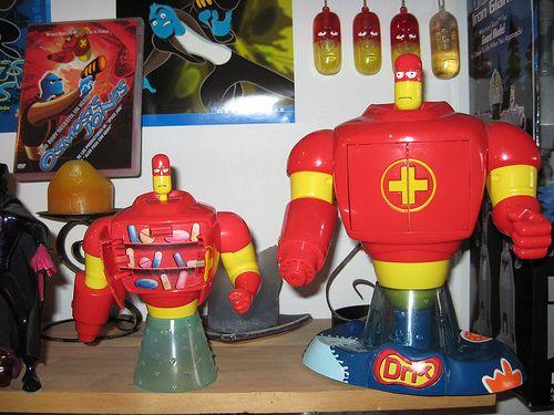 osmosis jones toys | ... Unreleased Osmosis Jones Prototypes and other Osmosis PROMO items