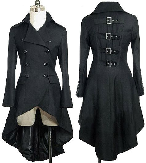 17 Best ideas about Steampunk Coat on Pinterest | Steampunk