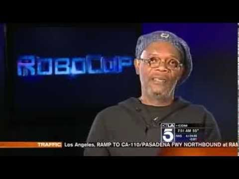 Reporter Confuses Laurence Fishburne With Samuel L Jackson During Interv...