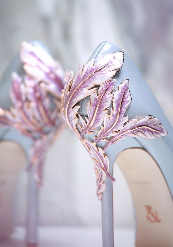 23 Stunning Wedding Shoes to Complete Your Fairy Tale Princess Look!