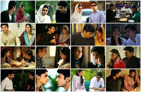 Zindagi Gulzar Hai: Kashaf and Zaroon's Love Story.