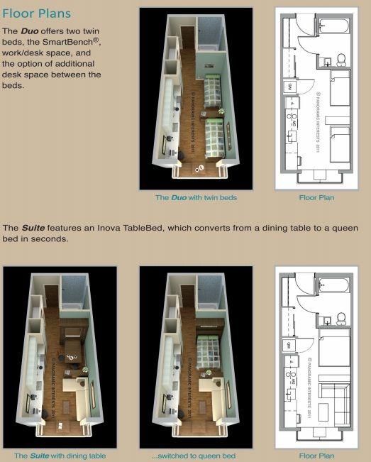 San Francisco Studio Rental: 1000+ Ideas About Micro Apartment On Pinterest