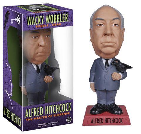 Wacky Wobbler: Alfred Hitchcock | Funko
